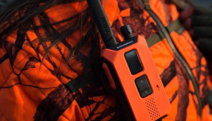 meilleur talkie walkie 2020